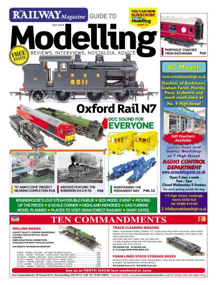 Railway Magazine Guide to Modelling