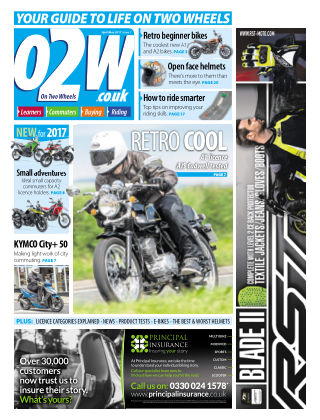 On Two Wheels Apr/May 2017