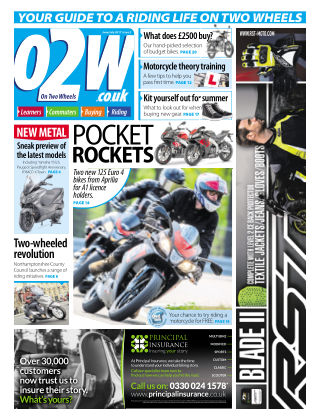On Two Wheels Jun/Jul 2017