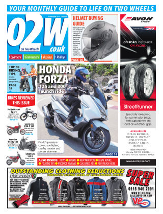 On Two Wheels September_2018