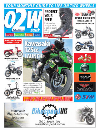 On Two Wheels March 2019