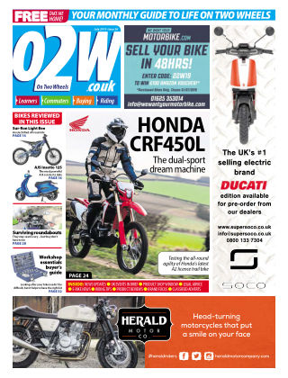 On Two Wheels 2019-06-21
