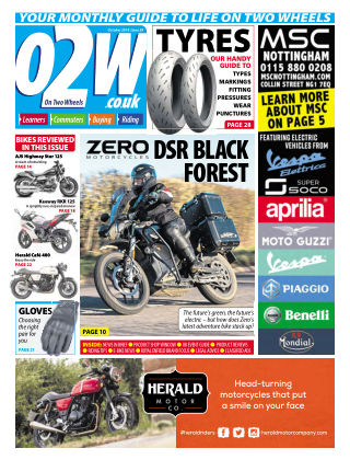On Two Wheels October 2019