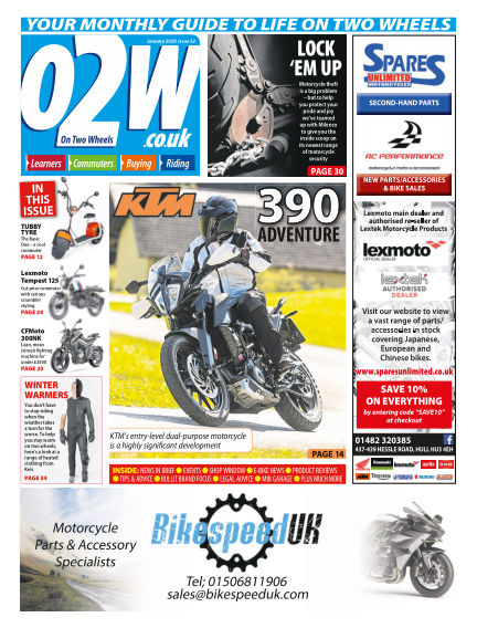 On Two Wheels December 20, 2019 00:00