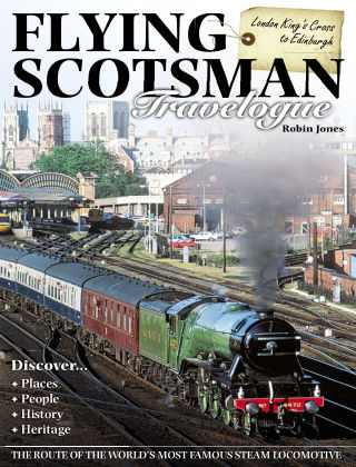Flying Scotsman Travelogue Issue 01