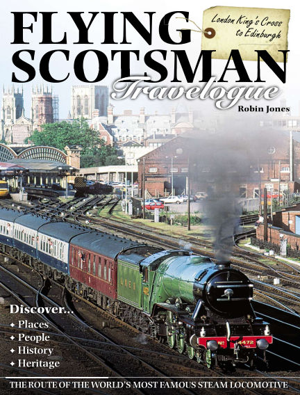 Flying Scotsman Travelogue