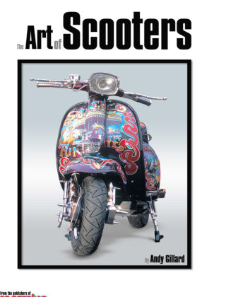 The Art of Scooters Issue 01