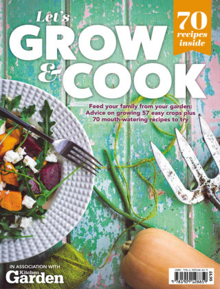 Let's Grow and Cook Issue 01