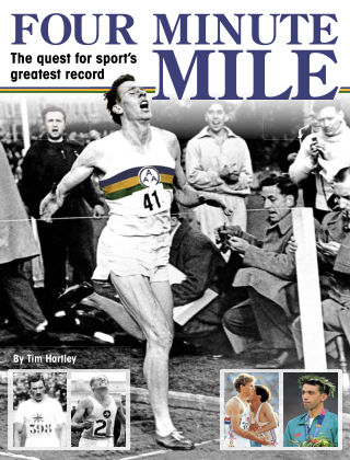 Four Minute Mile: The Quest for Sport's Greatest Record 2017-09-16