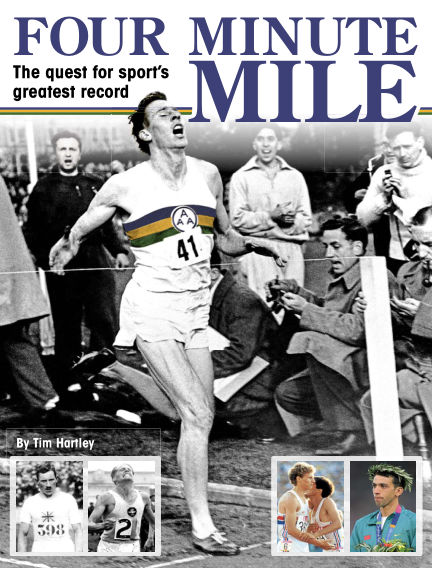Four Minute Mile: The Quest for Sport's Greatest Record September 16, 2017 00:00