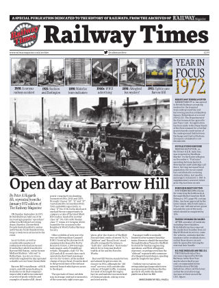Railway Times Issue 01