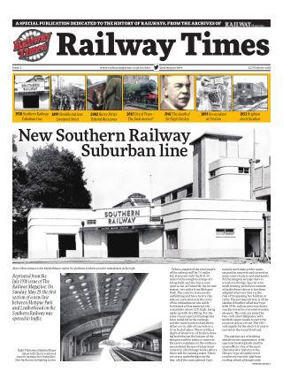 Railway Times Summer 2018