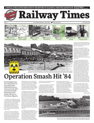 Railway Times Spring 2018