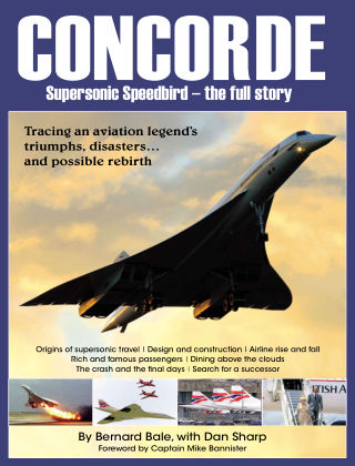 Concorde - Supersonic Speedbird - The Full Story Issue 01