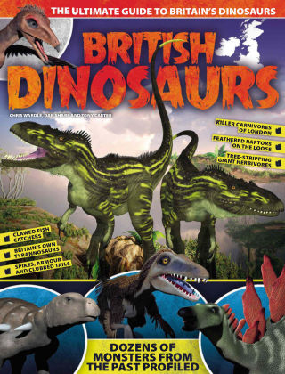 British Dinosaurs Issue 01