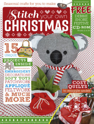 Stitch your own Christmas Issue 01
