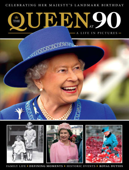 The Queen at 90 – A life in pictures
