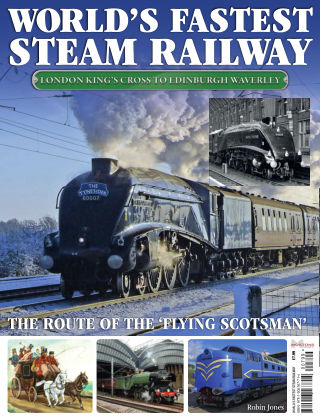 World's Fastest Steam Railway Issue 01