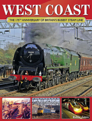 West Coast Steam - 175th Anniversary Issue 01