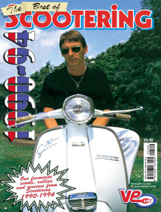 The Best of Scootering 90-94 Issue 01
