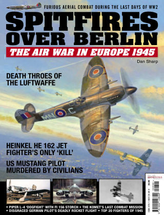 Spitfires Over Berlin Issue 01