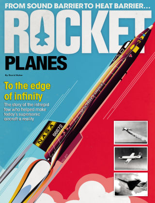 Rocket Planes Issue 01