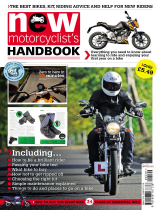 New Motorcyclist's Handbook Issue 01