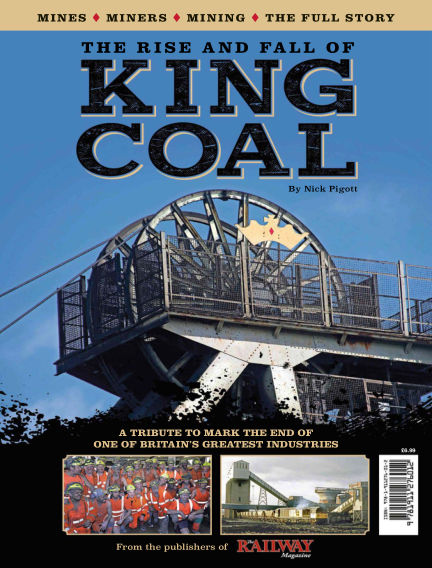 Old King Coal August 25, 2018 00:00