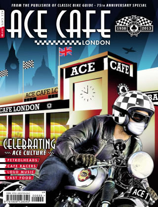 Ace Café, London Issue 1