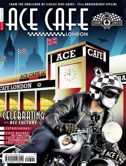 Ace Café, London April 20, 2019 00:00
