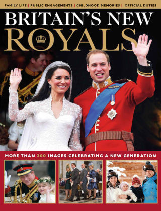 Britain's New Royals  Issue 1