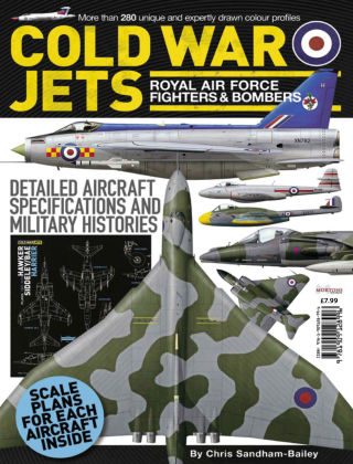 Cold War Jets – RAF Fighters & Bombers Issue 1