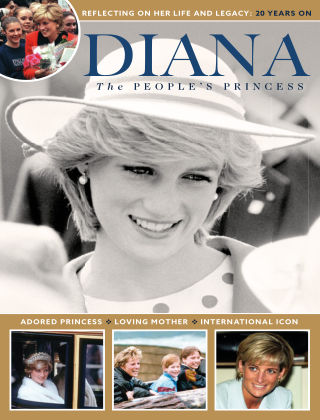 Diana – The People's Princess Issue 1