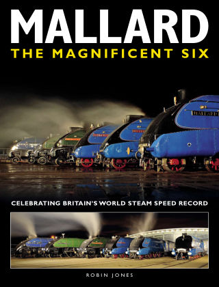 Mallard – The Magnificent Six Issue 1