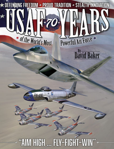 USAF - 70 Years of the World's Most Powerful Air Force