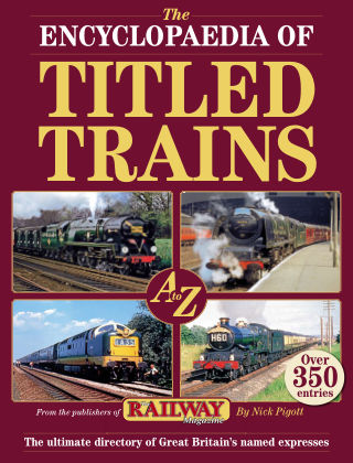 Encyclopaedia of Titles Trains 1st Edition