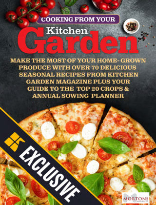 Cooking From Your Kitchen Garden Readly Exclusive Issue 1