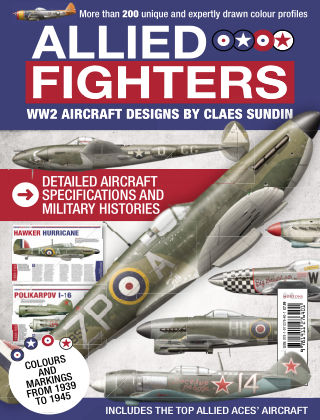 Allied Fighters of WW2 1st Edition