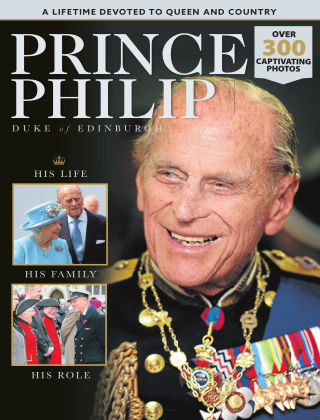 Prince Philip - Duke of Edinburg Volume 1