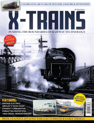 X-Trains Volume 1