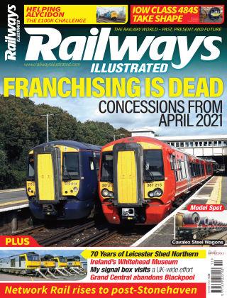 Railways Illustrated Nov 2020