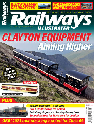 Railways Illustrated January 2021