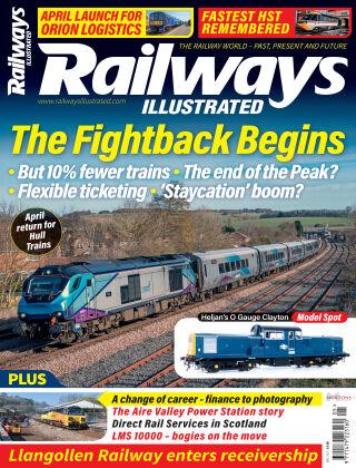 Railways Illustrated May 2021
