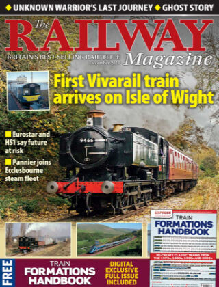 The Railway Magazine December 2020