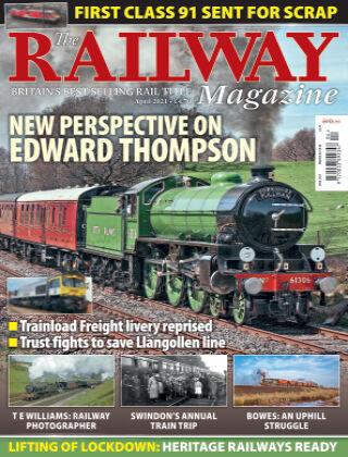 The Railway Magazine May_2021
