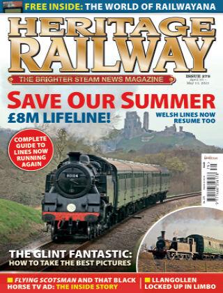 Heritage Railway April_2021