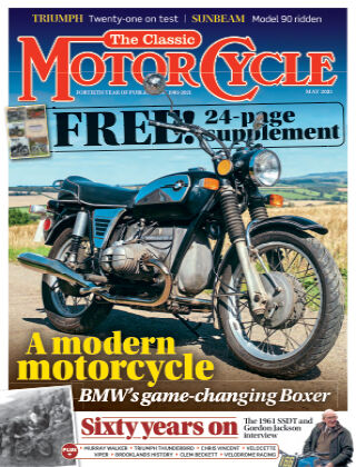 The Classic MotorCycle May_2021