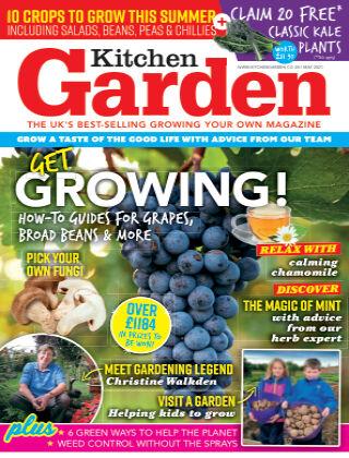 Kitchen Garden May_2021