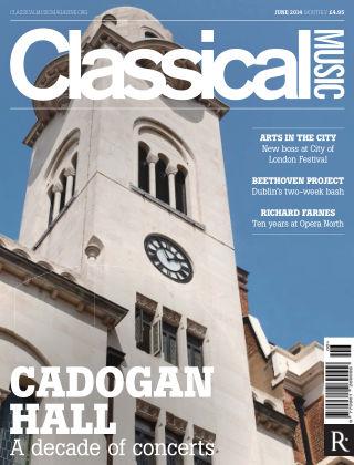 Classical Music June 2014
