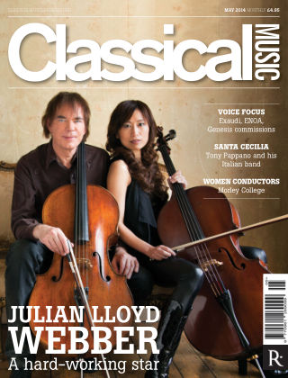 Classical Music May 2014